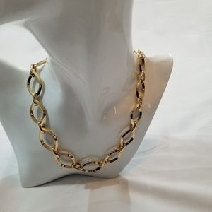 Anne Klein Gold Tone Necklace